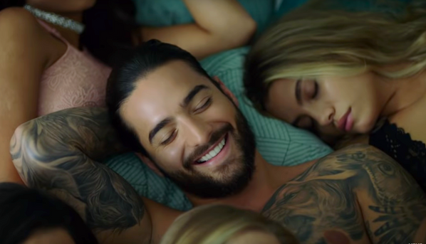 Maluma, Models & More! Oh My! Watch New Music Video for Mala Mia!
