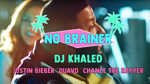 DJ Khaled, Justin Bieber, Chance The Rapper & Quavo... No Brainer!