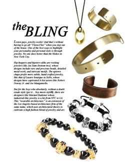 THE BLING