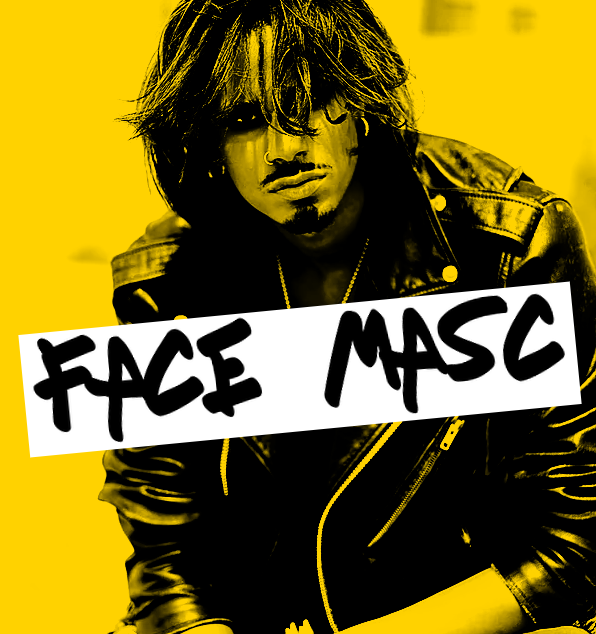 """FACE MASC"" A Men's Beauty Editorial for BOYMEETSSTYLE!"