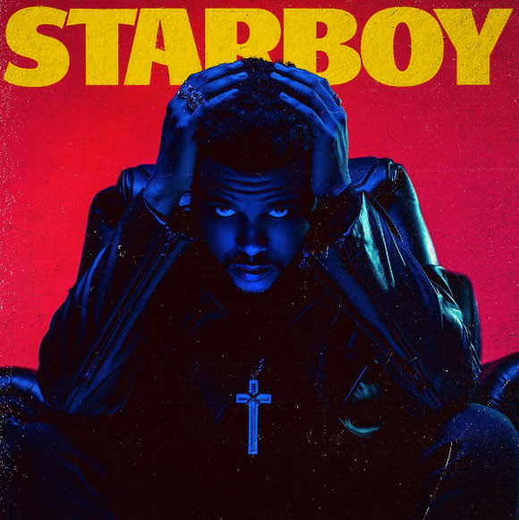 The Weeknd Debuts New Hair & New Artwork for New Album!