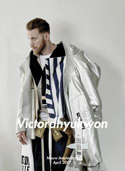 VICTOR.DHYUKWON Pre-Fall 17-Lookbook on BoyMeetsStyle
