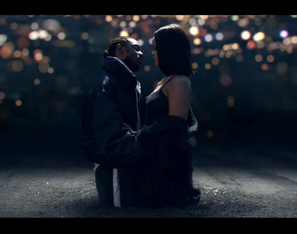 Kendrick Lamar - LOYALTY featuring Rihanna