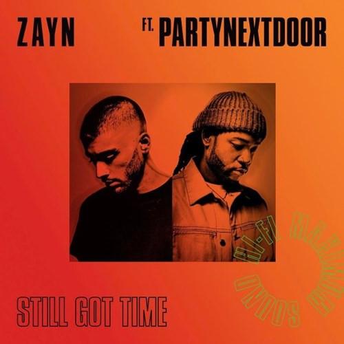 """Zayn """"Still Got Time"""" ft. PARTYNEXTDOOR"""