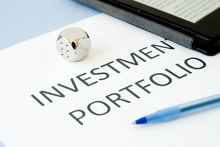 Expat Financial Advice Investment Portfolio