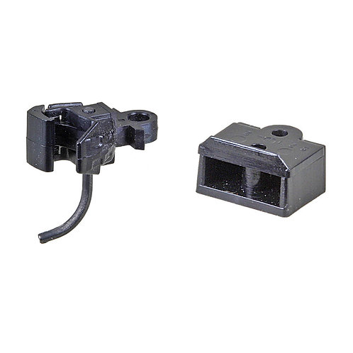 #835 G Scale Centerset Couplers with Short Gearboxes