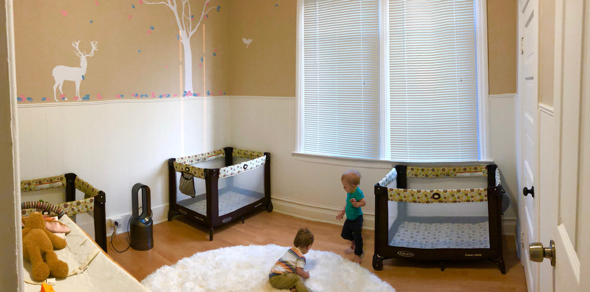 Hungry Caterpillars Infant Nursery