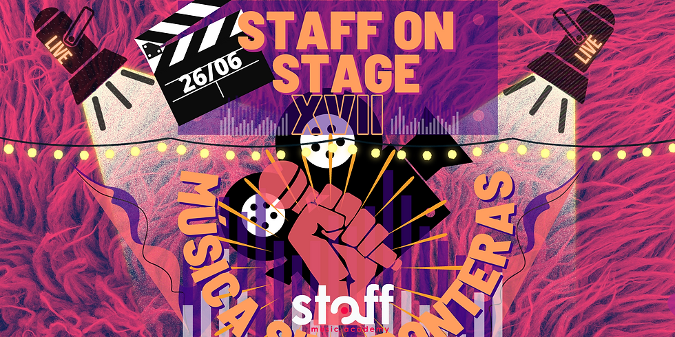 STAFF ON STAGE XVII