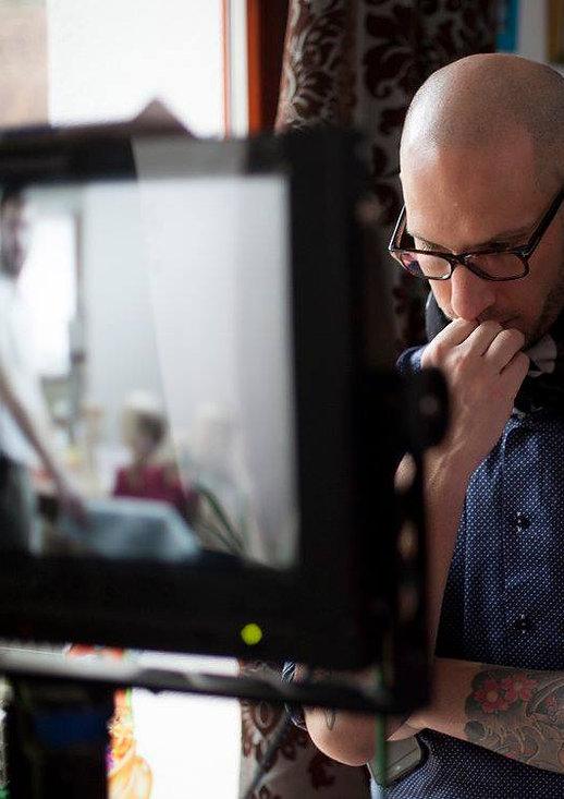 On set #productionlife
