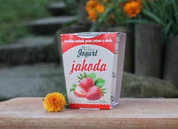 Jahodový Jogurt 250g