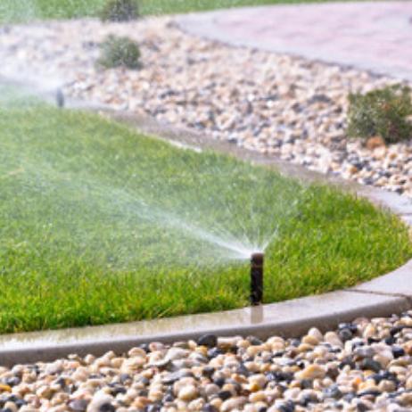 Sprinkler irrigation system inspection