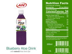 ace blueberry