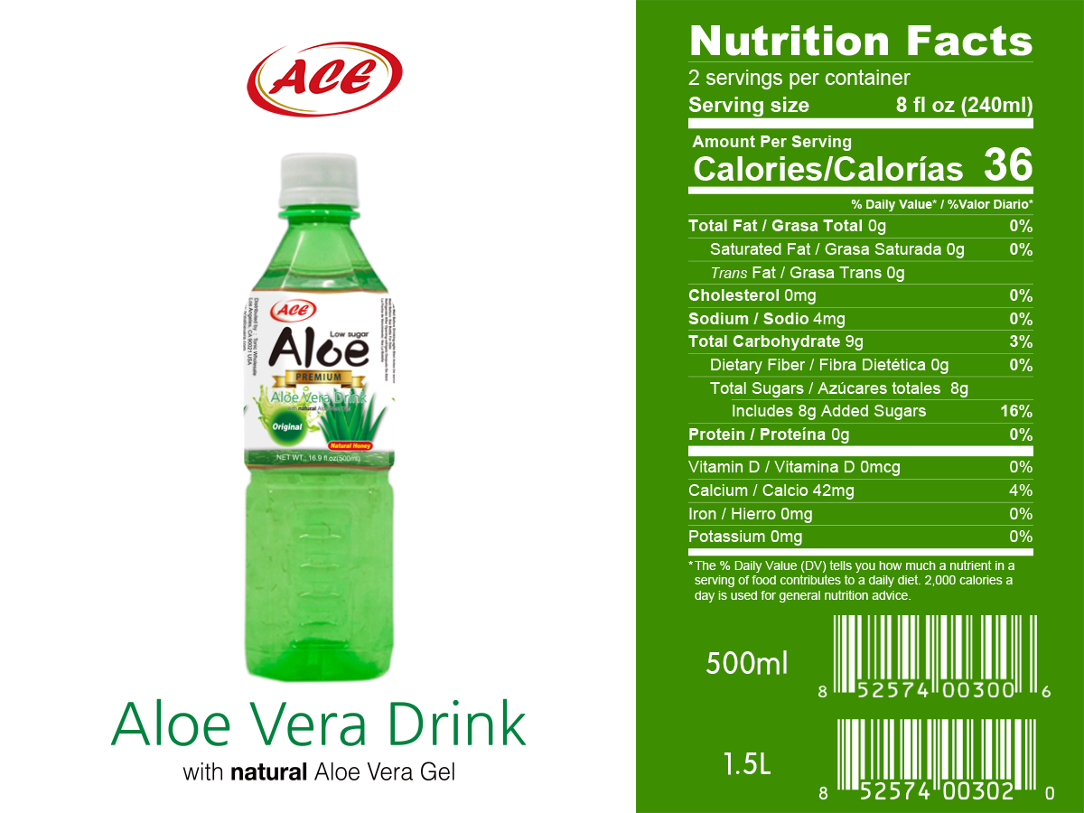 ace aloe drink
