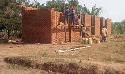 UGANDA student accomodation building