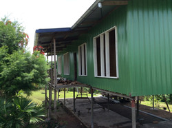Guest House Under Construction