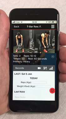 Online-Training-App