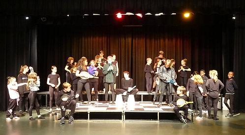 5 Day Musical Theatre Workshop