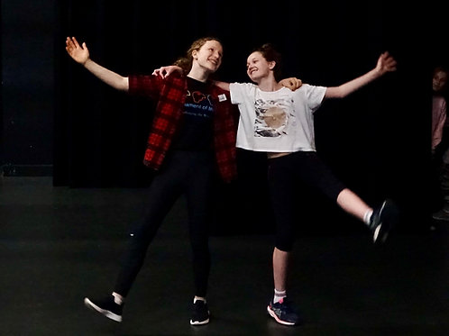 2 Day Musical Theatre Workshop - ages 12 to 15