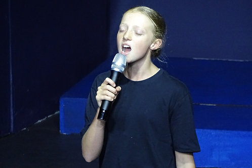 3 Day Musical Theatre Workshop - ages 12 to 15