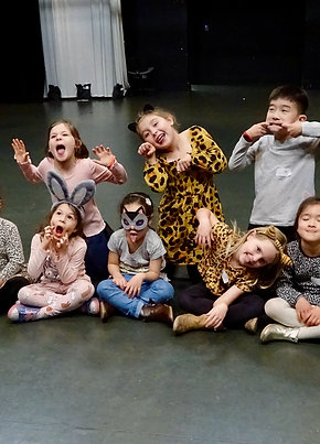 Half Day Junior Performance Workshop Afternoon Session - Subiaco - Ages 5 to 7