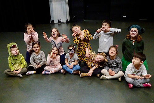 Half Day Junior Performance Workshop - ages 5 to 7
