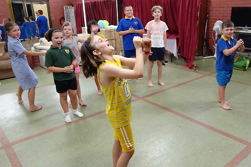 45 Minute Musical Theatre Workshop Northam - ages 8 to 10