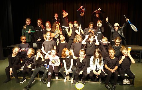 2 Day Musical Theatre Workshop