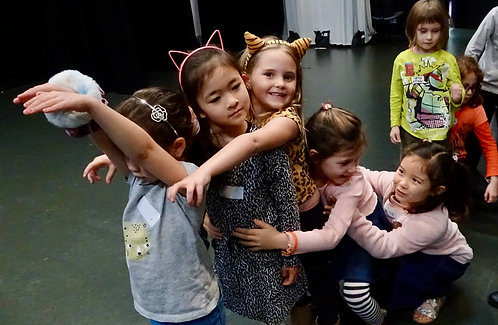 Half Day Junior Performance Workshop Morning Session - Subiaco - Ages 5 to 7