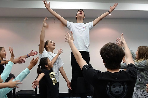45 Minute Musical Theatre Workshop Northam - ages 14 to 21