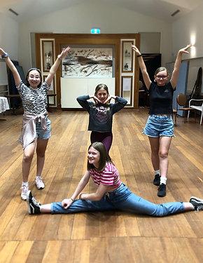 1.5 Hour Dance Workshop - Cockburn