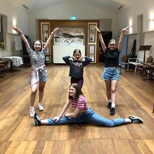 Any 2 x 1.5 hour Dance Workshops - Subiaco