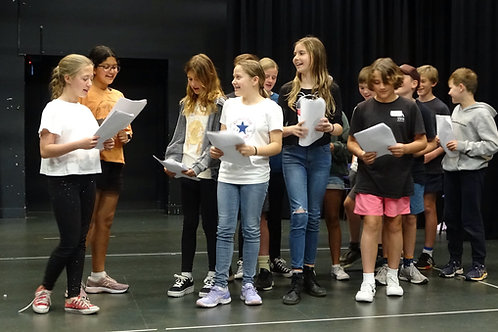 2 Day Acting Workshop - ages 12 to 15