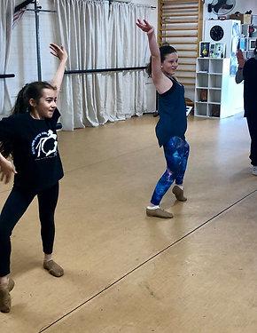 1.5 Hour Dance Workshop - Maylands