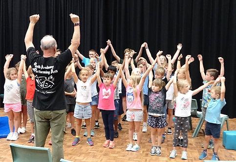 2 Day Musical Theatre Workshop Mandurah