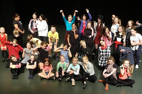 2 & 3 Day Musical Theatre Combo - ages 8 to 11
