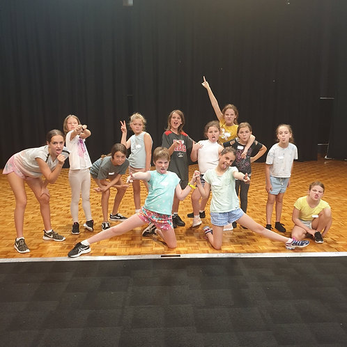BOTH 1.5 hour Dance Workshops - ages 8 to 12