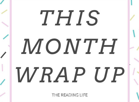This Month Wrap Up: September 2017