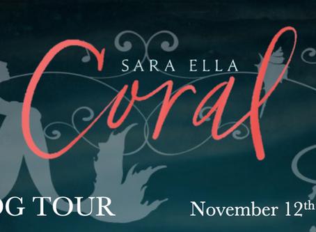 Blog Tour: Coral by Sara Ella Promotional Post + Book Spotlight