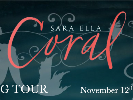 Blog Tour: Coral by Sara Ella Promotional Post + Book Spotlight