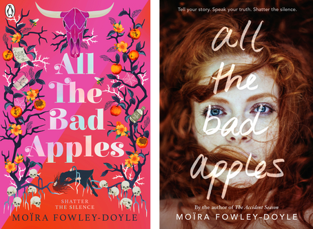 Blog Tour: All the Bad Apples by Moïra Fowley-Doyle ARC Review + Favorite Quote