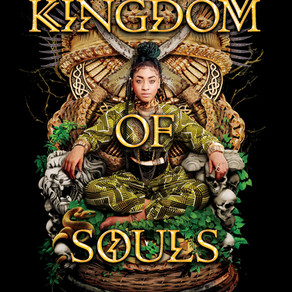Blog Tour: Kingdom of Souls by Rena Barron ARC Review