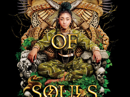 Blog Tour: Kingdom of Souls by Rena Barron ARC Review