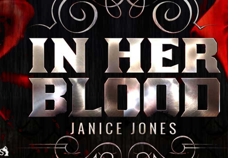 Book Blitz: In Her Blood by Janice Jones, Xpresso Book Tours
