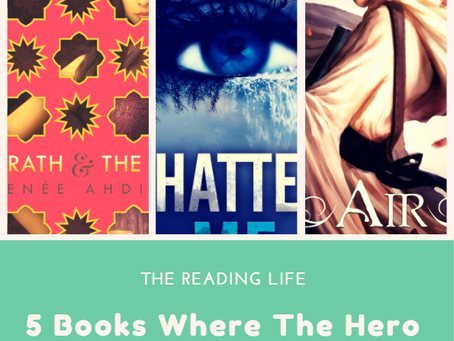 """5 Books Where The Hero is Supposed To Be the """"Villain Character"""", But is Actually Not"""