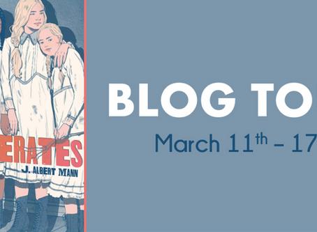 Blog Tour: The Degenerates by J. Albert Mann Promotional Post