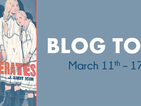 Blog Tour: The Degenerates by J. Albert Mann Promotional Post