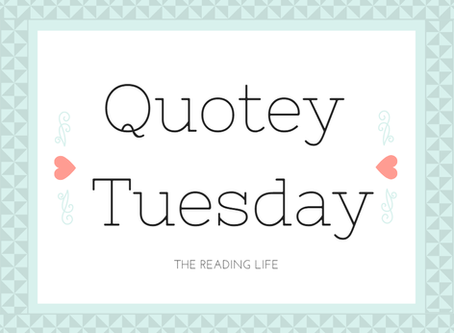 Quotey Tuesday #7: The Prince of Blood
