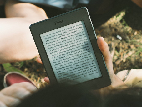 Why The Kindle is Awesome, and Why You Should Get a Kindle