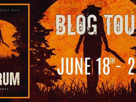 Blog Tour: Alarum by Talis Jones Book Spotlight