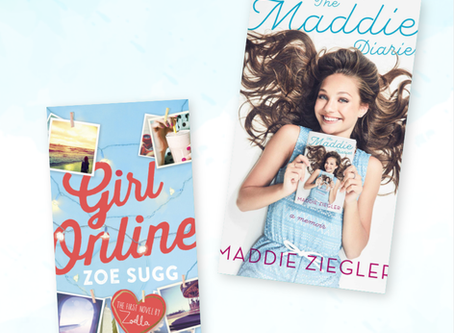 Why I Don't Really Like The Idea of Celebrities Publishing Books